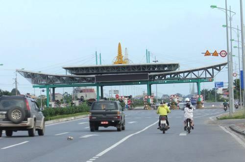 Giảm mức phí qua Trạm BOT Mỹ Lộc, tỉnh Nam Định