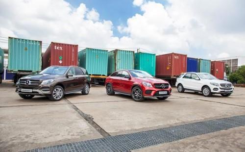 Không hạn chế kinh doanh ô tô nhập khẩu