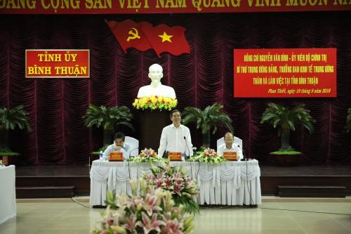 Bình Thuận:  Du lịch phát triển cùng điện gió, điện mặt trời
