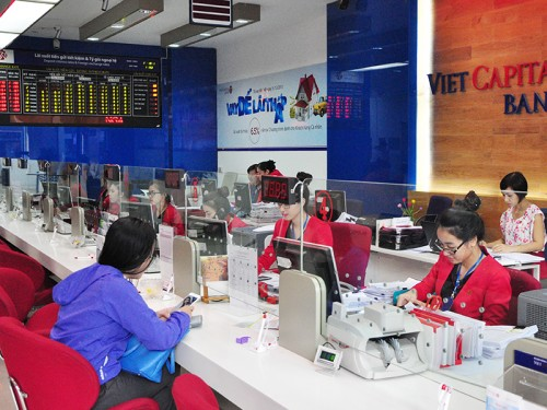 """Viet Capital Bank ra mắt sản phẩm """"Vay ứng vốn nhanh"""""""
