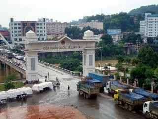 Khu kinh tế cửa khẩu Lào Cai được mở rộng