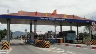 Giảm mức phí đường bộ tại trạm Cam Thịnh và Thành Hải
