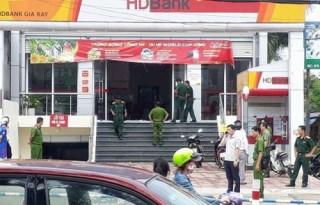 Cướp ngân hàng HDBank ở Đồng Nai
