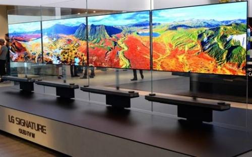 LG trình diễn nhiều công nghệ cao cấp tại IFA