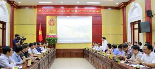 FLC trao đổi kế hoạch xây dựng đô thị nghỉ dưỡng với lãnh đạo tỉnh Bắc Ninh