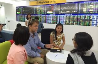 Maybank Kim Eng tri ân khách hàng