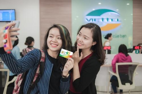 Sử dụng 4G Viettel không giới hạn lưu lượng với giá chỉ 90.000 đồng/tháng