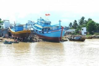 Bình Thuận xin đóng mới thêm 50 tàu cá theo Nghị định 67