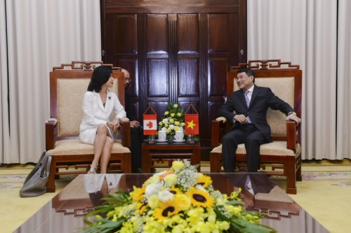 Canada mong muốn tiếp tục hợp tác với Việt Nam trên nhiều lĩnh vực