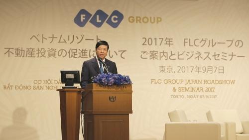 FLC có thể chuyển nhượng dự án cho nhà đầu tư lớn Nhật Bản