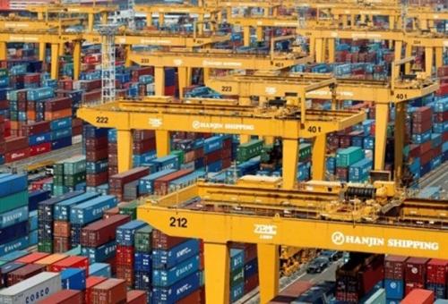 10 nhóm hàng nhập khẩu lớn nhất tính đến 31/8