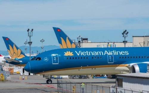 Phí dịch vụ sân bay tăng, Vietnam Airlines không tăng giá cước