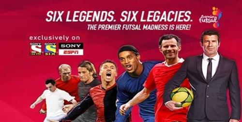 K+ độc quyền phát sóng giải đấu Premier Futsal 2017