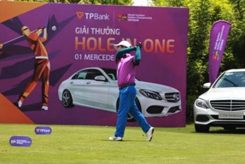 TPBank WAGC: Giải đấu góp phần phát triển phong trào golf Việt Nam