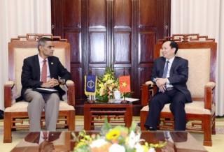 ADB sẽ tiếp tục hợp tác và hỗ trợ Việt Nam trên các lĩnh vực mới