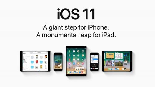 """Với iOS 11, những mẫu iPhone, iPad này sẽ thành """"đồ cổ"""""""