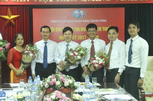 Đại hội Chi bộ Vụ Thi đua - Khen thưởng nhiệm kỳ 2017 - 2020 thành công tốt đẹp