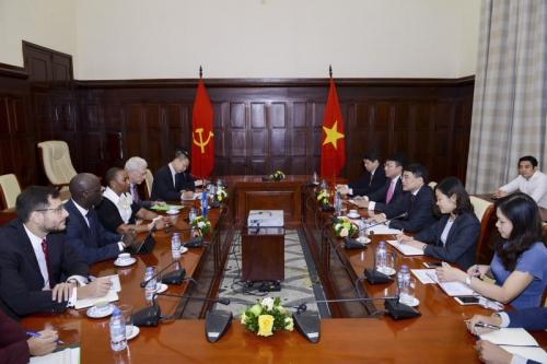 WB cam kết hỗ trợ cho Việt Nam sau khi tốt nghiệp IDA