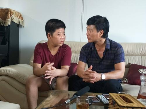 Diễn viên Quốc Tuấn: 15 năm, không một ngày rời xa con