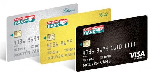Tìm hiểu tiện ích và ưu đãi khi dùng thẻ Kienlongbank Visa Platinum