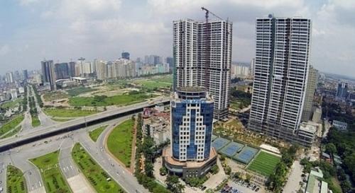 Điều chỉnh chức năng 0,6ha đất thuộc phân khu đô thị H2-2, phường Trung Hòa