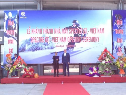 DN Đan Mạch cam kết gắn bó lâu dài với Việt Nam