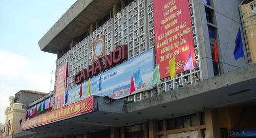 Xây cao ốc ở khu ga Hà Nội sẽ gây áp lực lớn đến giao thông