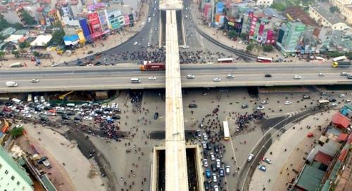 Hà Nội được lựa chọn nhà đầu tư Dự án tuyến đường bộ Vành đai 2