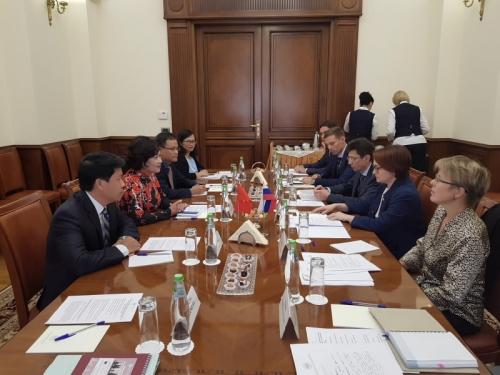Tăng cường quan hệ hợp tác hệ thống ngân hàng hai nước Việt Nam - Liên bang Nga