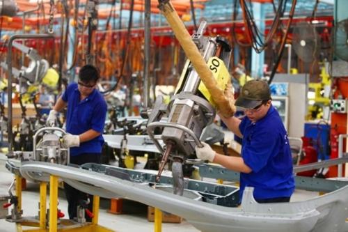 TP.HCM: Chỉ số sản xuất công nghiệp 8 tháng ước tăng 7,51%