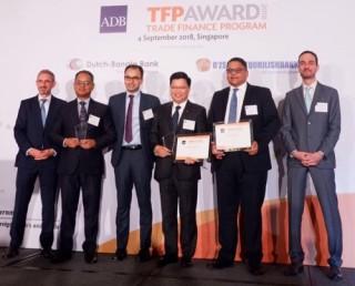 """TPBank nhận giải thưởng """"Best SME Deal"""""""