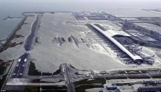 Nhiều chuyến bay bị hủy vì siêu bão Jebi
