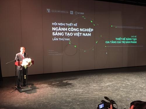 Khai mạc Hội nghị quốc tế ngành công nghiệp sáng tạo Việt Nam