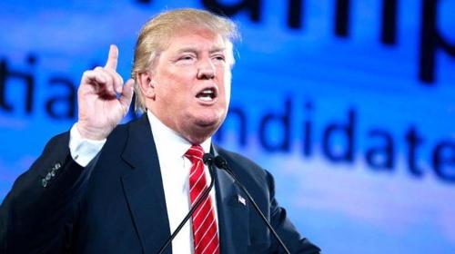Tổng thống Mỹ dọa áp thuế toàn bộ hàng nhập từ Trung Quốc