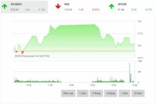 Chứng khoán chiều 10/9: PLX, VIC, STB, BVH làm bệ đỡ thị trường