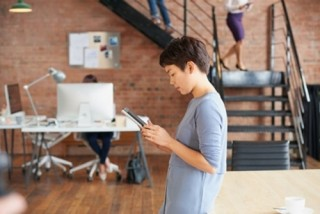 Nhu cầu văn phòng ngành công nghệ tăng mạnh