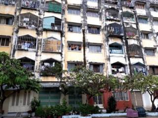 TP.HCM: Kiến nghị tháo dỡ chung cư hư hỏng