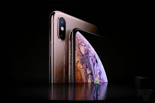 Apple chính thức ra mắt iPhone Xs và iPhone Xs Max