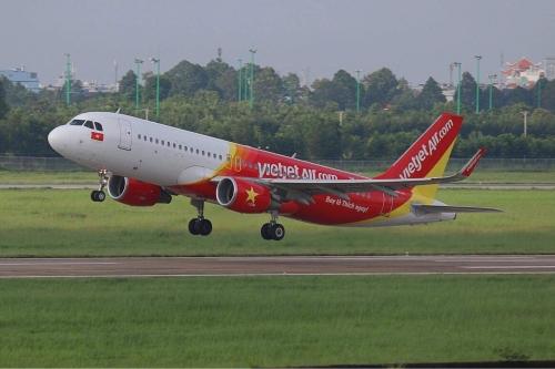 Vietjet lọt top 50 hãng hàng không tốt nhất thế giới