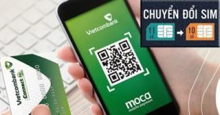 Thuê bao 11 số sẽ không thể sử dụng dịch vụ ngân hàng điện tử của Vietcombank từ 15/11