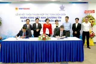Vietbank và Công ty CP Du lịch Biển Xanh ký kết hợp tác toàn diện