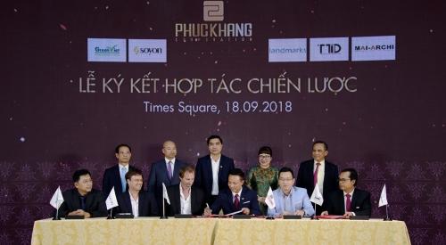 Phúc Khang công bố chiến lược phát triển sản phẩm mới