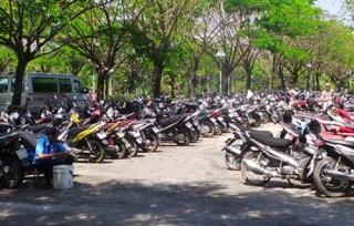 TP.HCM: Tăng giá giữ xe gắn máy lên thấp nhất 4.000 đồng/lượt