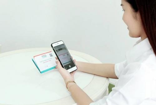 Kienlongbank: Dễ dàng tra cứu hợp đồng tiền gửi bằng QR code