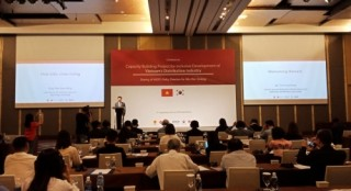 Hàn Quốc chia sẻ kinh nghiệm phát triển ngành phân phối bán lẻ