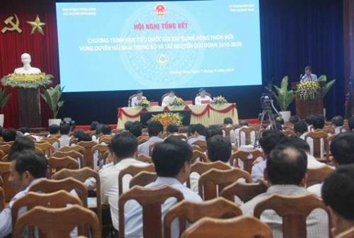 Vùng Duyên hải Nam Trung Bộ và Tây Nguyên đẩy mạnh xây dựng nông thôn mới