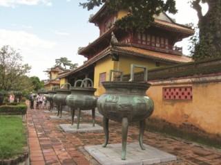 Báu vật triều Nguyễn và chủ quyền biển đảo