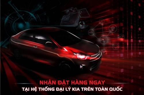 Kia Việt Nam chính thức nhận đặt hàng Kia Soluto