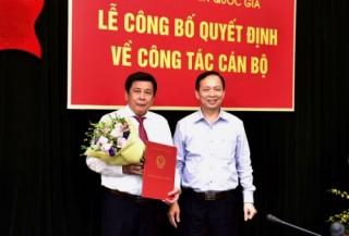 Công bố các quyết định bổ nhiệm cán bộ lãnh đạo Nhà máy In tiền Quốc gia