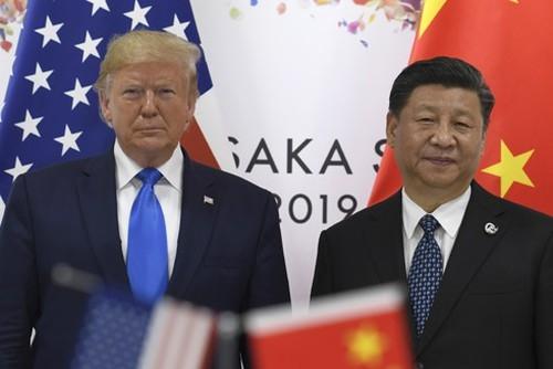 Cuộc chiến thương mại Mỹ - Trung dịu lại